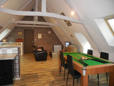 """Photo for Apartment """" Le Pub """"  Directly On The Port Of Dinan"""