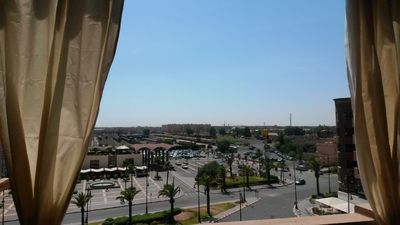 Photo for APARTMENT Furnished, MARRAKECH GUÉLIZ with 2 doubles BEDROOMS, 4 people
