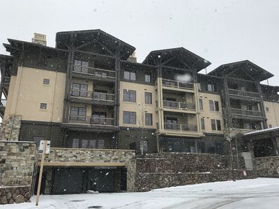 Photo for SKI IN/SKI OUT- 2 Bedroom Condo-VILLAGE at SQUAW VALLEY