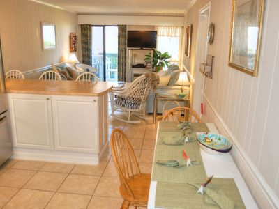 Photo for Beautifully furnished condo in Shore Drive with stunning ocean views!