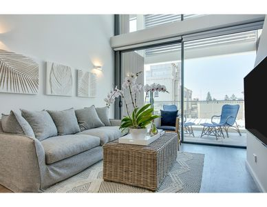 Photo for Loft with Floor to Ceiling Windows, Steps to Coogee Beach