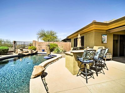 Photo for Beautiful Anthem House w/Golf Course Views & Pool!