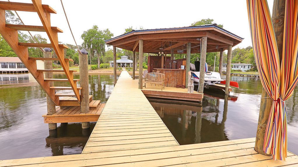Kingsley lake make your own memories starke florida for Build your own house florida