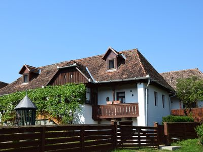 Photo for Beautiful farmhouse in the middle of Transylvania, in the middle of nature.
