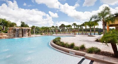 Photo for Enjoy Orlando With Us - Paradise Palms Resort - Feature Packed Cozy 5 Beds 4 Baths Townhome - 4 Miles To Disney
