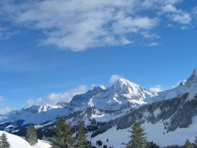 Photo for Apartment Am Gilsbach 2 in Adelboden - 5 persons, 2 bedrooms