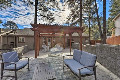 Enjoy the beauty of Flagstaff from this lovely vacation rental home!