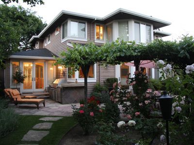 Photo for Yountville Craftsman In The Heart Of The Napa Valley