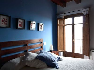 Photo for Rural apartment La Morada del Cura for 4 people (BLUE)