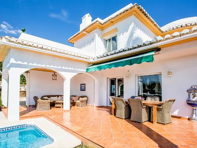 Photo for 390 Villa Panorama, Mijas Costa