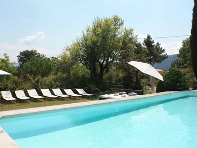 Photo for 6BR House Vacation Rental in Lacoste, Provence-Alpes-Côte-D'Azur