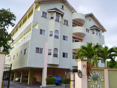 Photo for 2BR Apartment Vacation Rental in Kingston, Jamaica