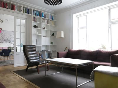 Photo for City Apartment in Frederiksberg with 3 bedrooms sleeps 4