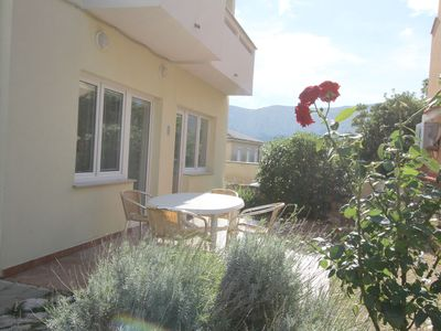 Photo for In direct proximity to the sea and with terrace - Apartment Akva 1