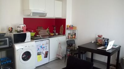 Photo for 1BR Apartment Vacation Rental in Toulouse, Occitanie