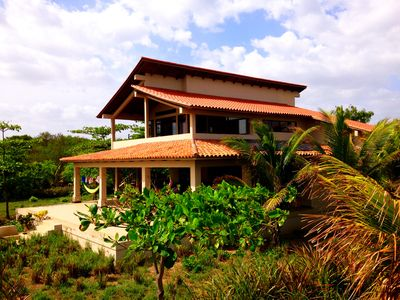 Photo for Surfers and Families Nicaraguan Dream House - Casa Sueño