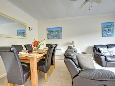 Photo for Harbour Court offers an ideal location for a beach holiday right the heart of Saundersfoot. Try out