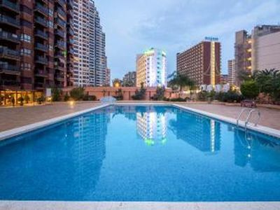 Photo for Holiday apartment Benidorm for 4 - 6 persons with 2 bedrooms - Holiday apartment