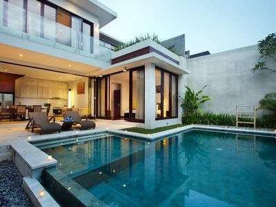 Photo for 2 Bedroom Pool Villa at Best Part of Seminyak