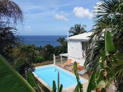 Photo for 3BR Villa Vacation Rental in DESHAIES, Guadeloupe