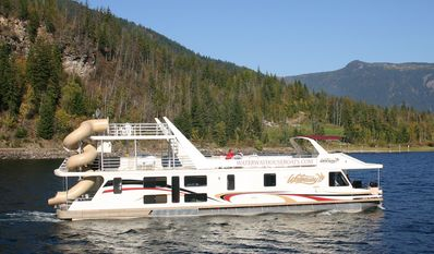 Photo for Waterway Houseboats - GENESIS 75 WITH TUBE SLIDE