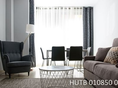 Photo for Lesseps apartment in Gràcia with WiFi & lift.