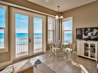 Photo for Leeward I -Unit 6, Seaside Area, King Bed, 10' Ceilings, Includes Vendor Beach Chair Setup