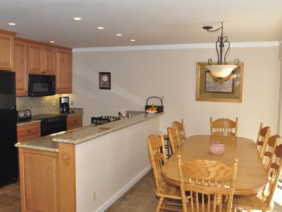 Photo for Squaw Valley 4 Bedroom Condo, Biking Distance Of The Village And Tahoe City