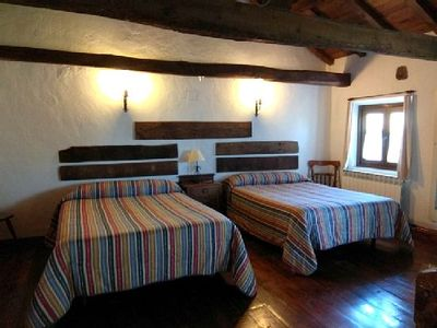 Photo for Self catering Molino de Matazorita for 2 people