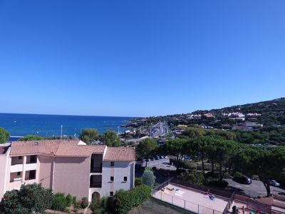 Photo for Les Issambres, 4 rooms sea view terrace