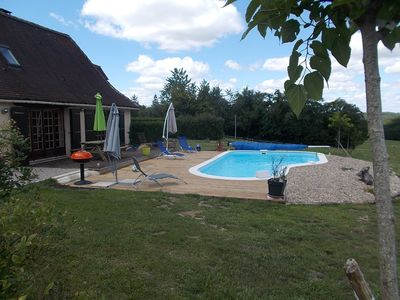 Photo for Private Rural Gite With Easy Access To The Major Dordogne Tourist Sites