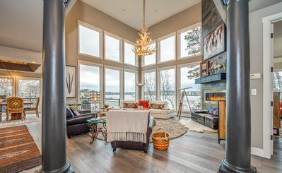Photo for On Lake Time- Incredible Views- Best House on the Lake