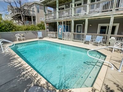Photo for Beach'N and Wine'N | 650 ft from the beach | Private Pool, Hot Tub