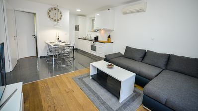 """Photo for """"Feel like home"""" Apartmant in center of Split, private parking"""