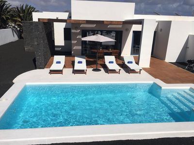 Photo for Villa Miramar B1, heated pool, wifi, perfect for families and couples alike