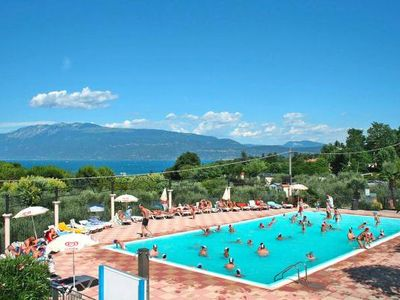 Photo for Mobile Homes Eden, San Felice del Benaco  in Westlicher Gardasee - 5 persons, 2 bedrooms
