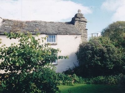 Photo for A Walk To Beach At Lansallos, Nr Polperro, 15 Minutes Footpath Walk
