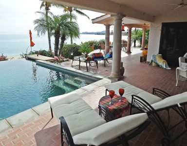 Photo for Casa Dina II -  Pure Luxury Best Beach Front Location