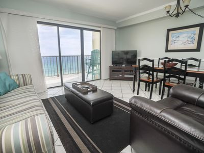 Photo for BEST BEACHFRONT FUN IN PCB! - Pools, Hot Tubs, Indoor Pool & More! FAM FAV!
