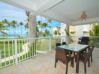 Beautiful spacious condo with lovely ocean views.