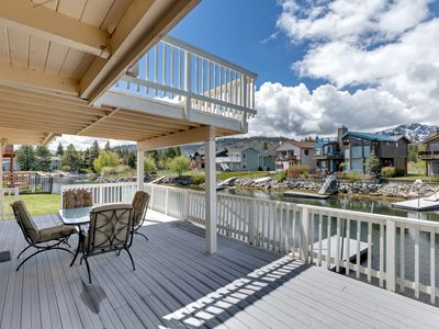 Photo for Amazing View with Boat Dock in Tahoe Keys (TK1872)