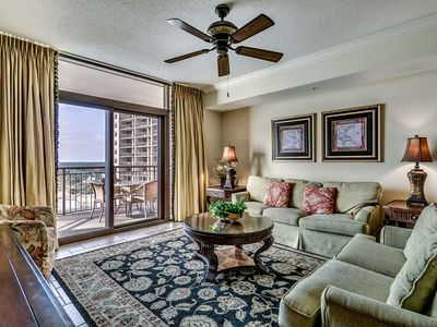 Photo for Beautiful 12th Floor Oceanfront Condo in North Beach Plantation