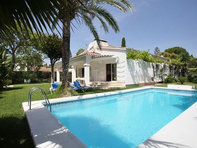 Photo for Beautiful Villa La Caracola with Private heated Swimming Pool and Jacuzzi