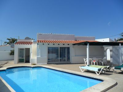 Photo for Spacious Villa, Sleeps 6 With Secluded Pool And Roof Terrace Peaceful Location