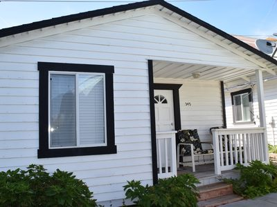 Photo for Cute Cottage Two and a Half Blocks to the Beach w/ Free WiFi