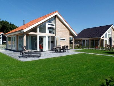 Photo for Zonnedorp 8 villa with south facing garden under the dunes