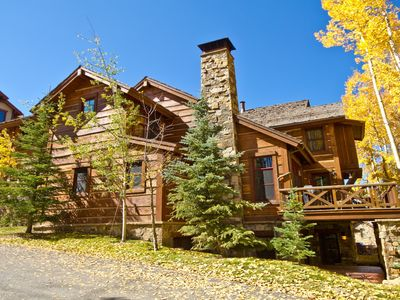 Photo for ELKSTONE PLACE 1 - Luxury Townhome in Mountain Village, Private Hot Tub