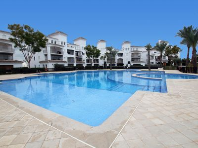 Photo for Beautiful villa for 5 people in the La Torre Golf Resort complex