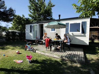 Photo for Camping Le Domaine des Iscles **** - Mobil Home Classic 4 Rooms 6 People