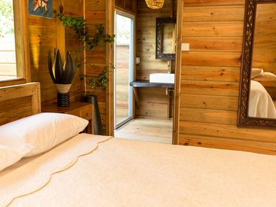 Photo for NEW!! BAYLEAF: The Perfect Hideaway near secluded beach